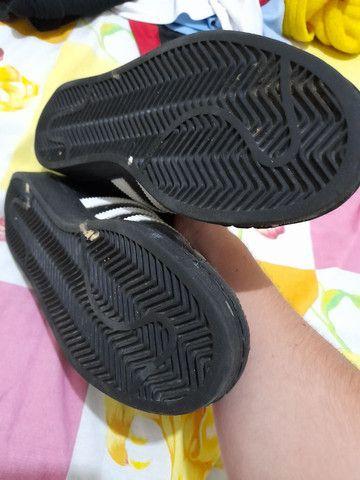 Adidas Superstar tamanho 38 - Foto 2