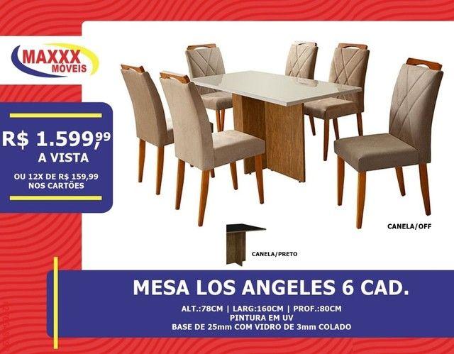 Mesas com cadeiras com ótimos preços - Foto 3