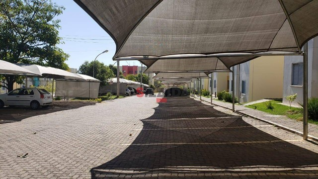 Apartamento com 2 dormitórios à venda, 52 m² por R$ 169.000,00 - Jardim Parque Jupiá - Pir - Foto 15