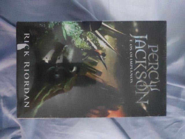 Box Percy Jackson