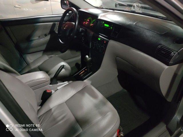 Corolla Xei 2005 automático impecável - Foto 3