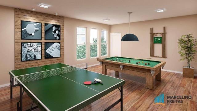 Apartamento c/3 quartos à venda, 77 m² por R$ 359.504 - Eusébio - Eusébio/CE - Foto 5