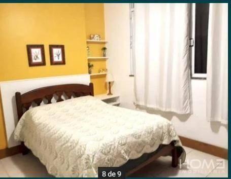 Lindo apartamento mobiliado 1 dormitório à venda, 40 m² por R$ 550.000 - Copacabana - Rio  - Foto 4