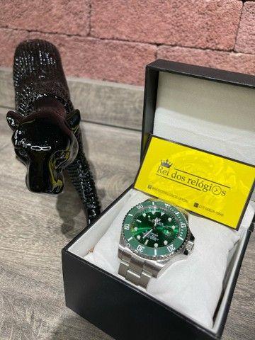 Rolex submariner hulk c/2 anos garantia