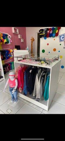 Balcão expositor para loja  - Foto 3