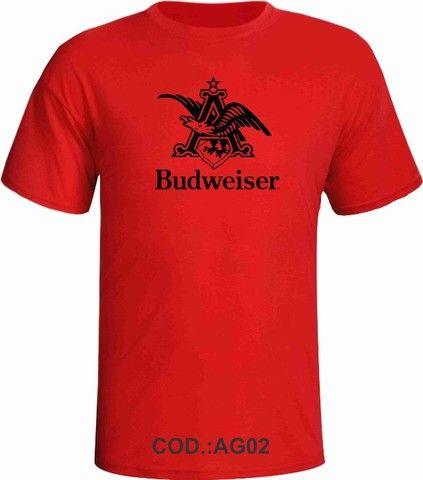 Camiseta Budweiser - Foto 3