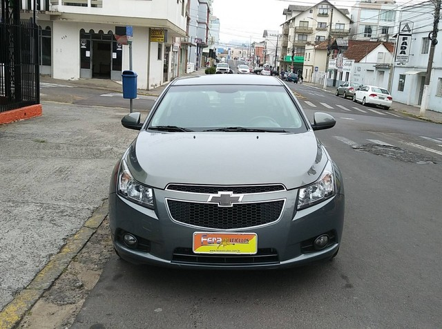 CRUZE 2011/2012 1.8 LT 16V FLEX 4P AUTOMÁTICO - Foto 2