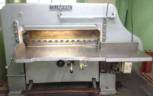 Guilhotina Automática Guarani Mod A 120