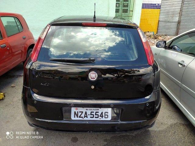 Fiat Punto ano 2012 completo de tudo  - Foto 3