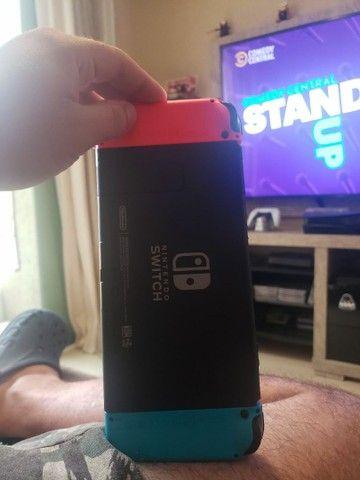 Nintendo switch v2 bateria extendida Completo  - Foto 2