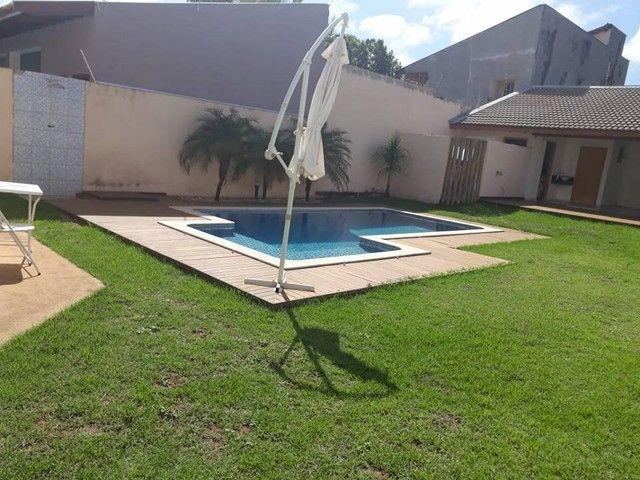 Casa 02 suite com closet 01 quarto piscina churrasqueira - Três Lagoas - MS