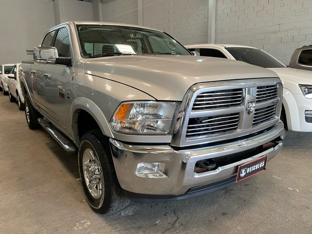 Dodge Ram Laramie 2012