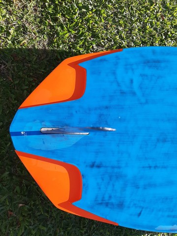 Prancha Isonic Starboard carbon reflex 83  - Foto 3