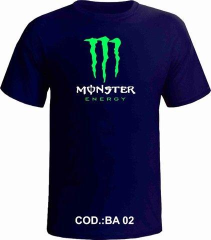 Camiseta Monster - Foto 5