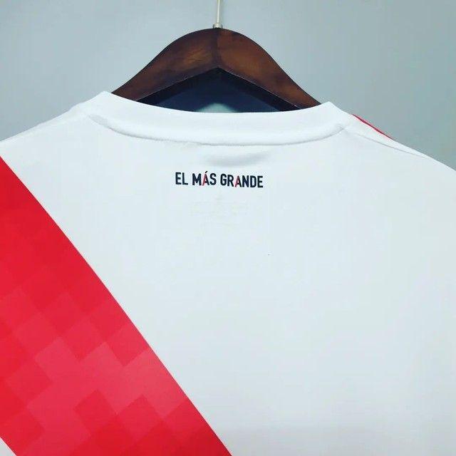 Camisa do River Plate Premium - Foto 5