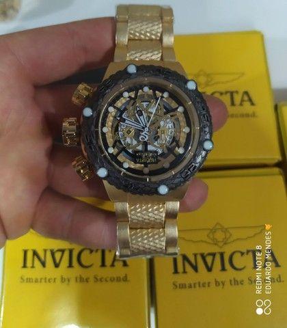 Relógio invicta snake  - Foto 2