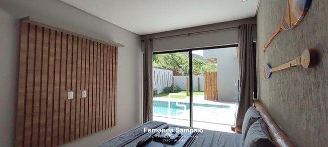 Casa  com 300 metros quadrados com 4 suítes em São Miguel dos Milagres - Foto 7
