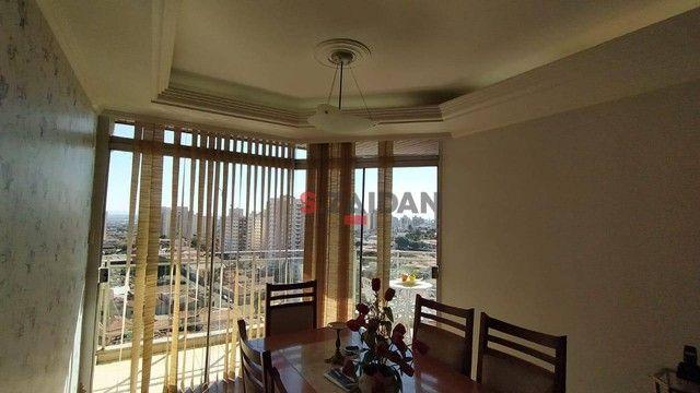 Apartamento com 3 dormitórios à venda, 126 m² por R$ 490.000 - Vila Monteiro - Piracicaba/ - Foto 4