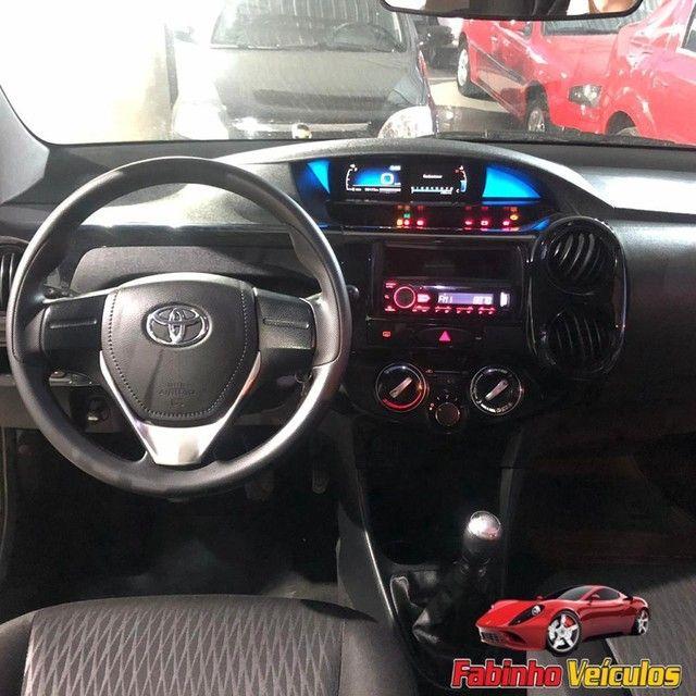 Toyota Etios Sedan XLS 1.5 (Aut) (Flex) - Foto 7