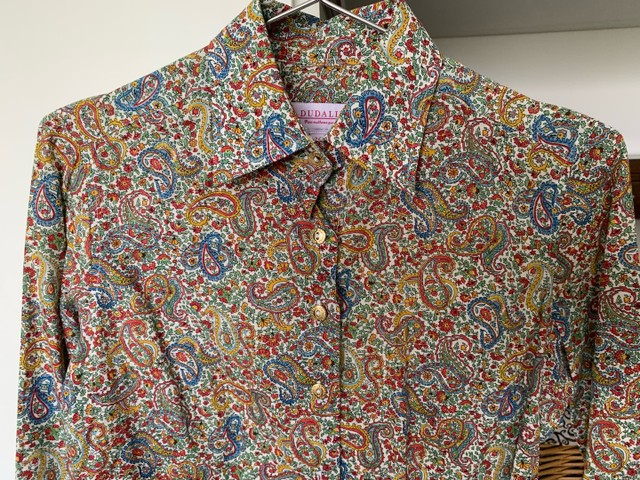 Camisa Dudalina original tam. 36 - Foto 2