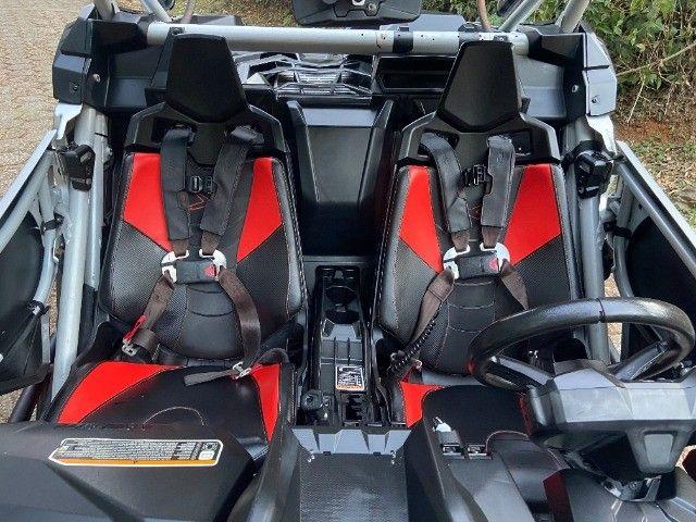 utv quadriciclo can am maverick x3 xrs 1000 turbo 2018 ( 172HP )  - Foto 7