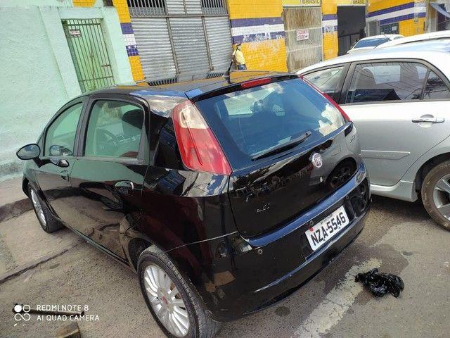 Fiat Punto ano 2012 completo de tudo  - Foto 6