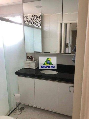 Apartamento com 3 dormitórios à venda, 137 m² por R$ 1.100.000,00 - Alphaville - Campinas/ - Foto 2