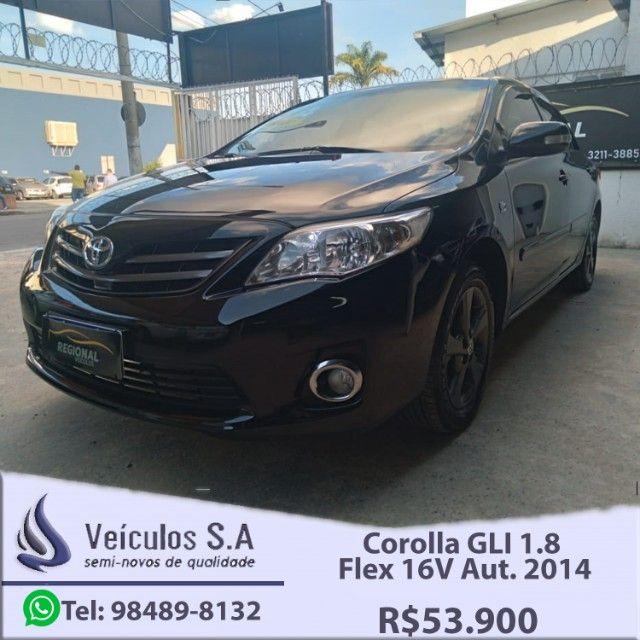 Corolla GLI 1.8 Flex 16V Aut. 2014 - Foto 5