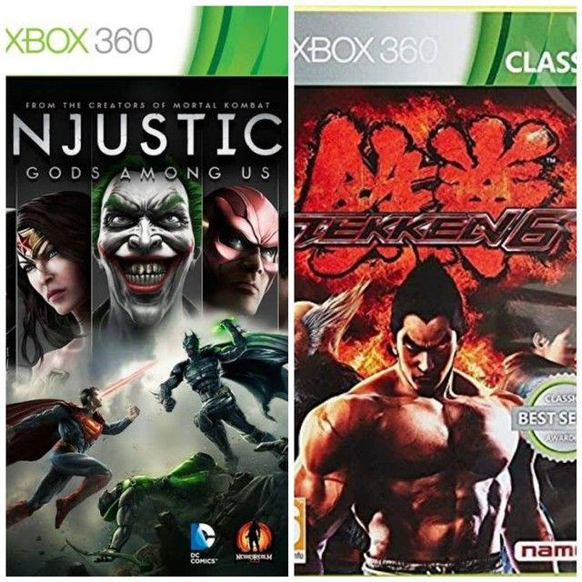 Combo de luta para Xbox 360 em mídia digital