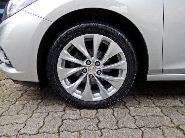 Chevrolet Cruze 1.4 Turbo LT Automático 2017 Impecável - Foto 10