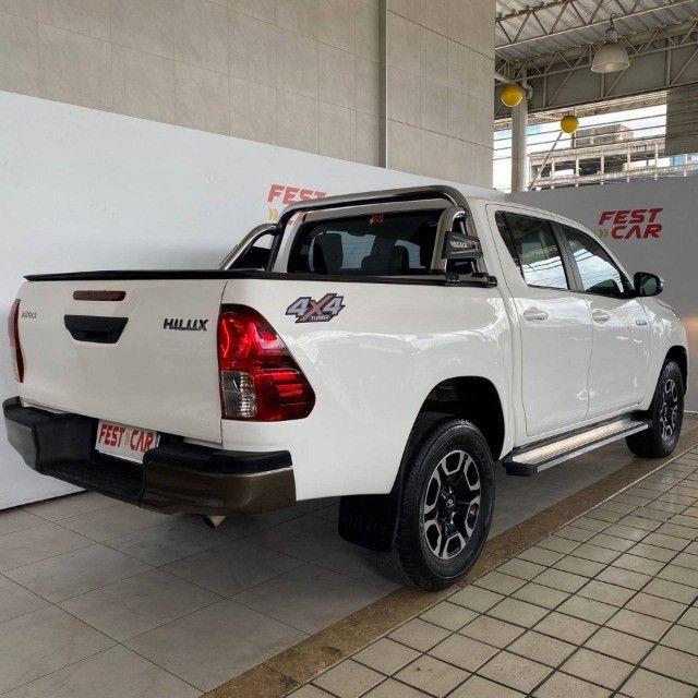 Toyota Hilux 2.8 Narrow 4x4 CD 2018 Diesel Manual (81) 9 9124.0560 Brenda - Foto 10