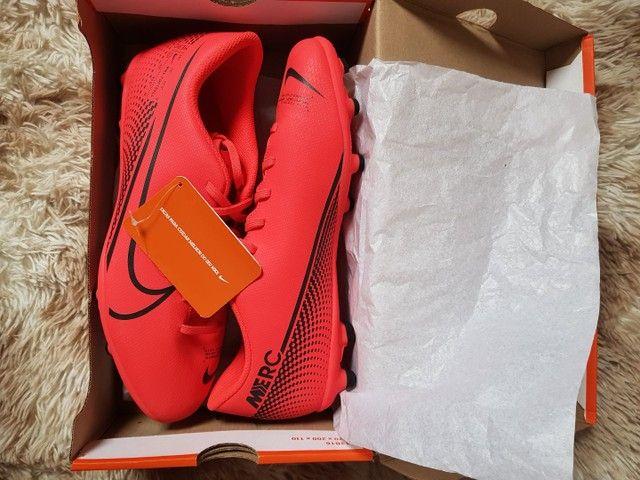 Chuteira Nike Mercurial Pra HOJE! Oportunidade