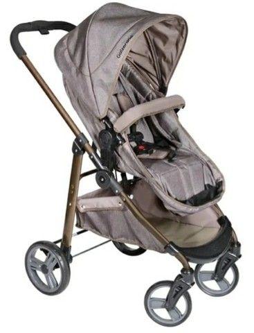 Vendo kit carrinho de bebê galzerano  - Foto 2