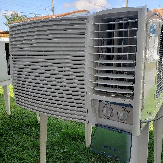 Ar Condicionado janela ou parede 18000 BTU F 220V Springer Silentia - Foto 6