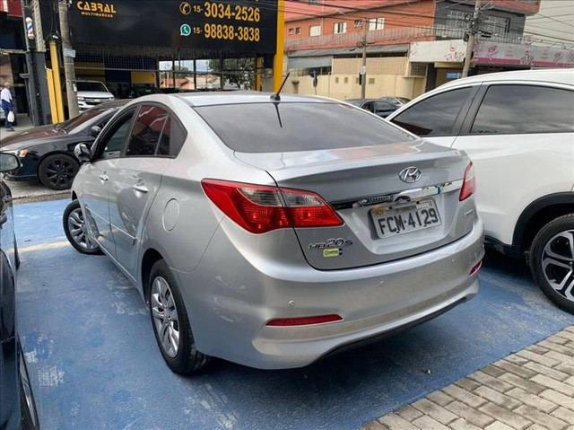 Hyundai Hb20s 1.6 Comfort Plus 16v - Foto 12
