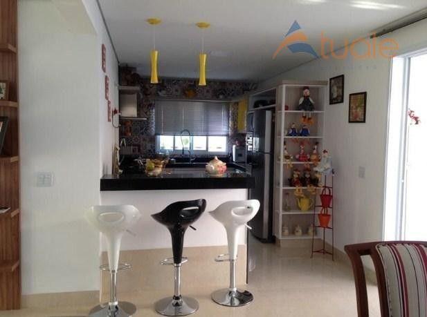 Casa com 3 dormitórios à venda, 260 m² por R$ 1.200.000,00 - Jardim Green Park Residence - - Foto 8