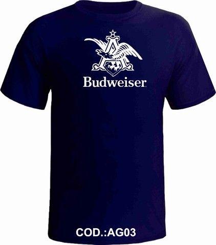 Camiseta Budweiser - Foto 4