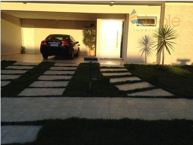 Casa com 3 dormitórios à venda, 260 m² por R$ 1.200.000,00 - Jardim Green Park Residence - - Foto 2