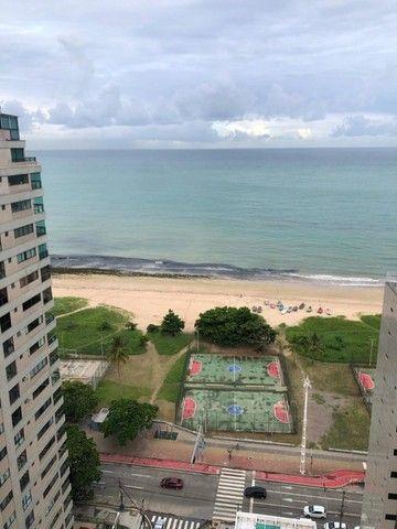 Alugo Apartamento próximo a Praia - Foto 2