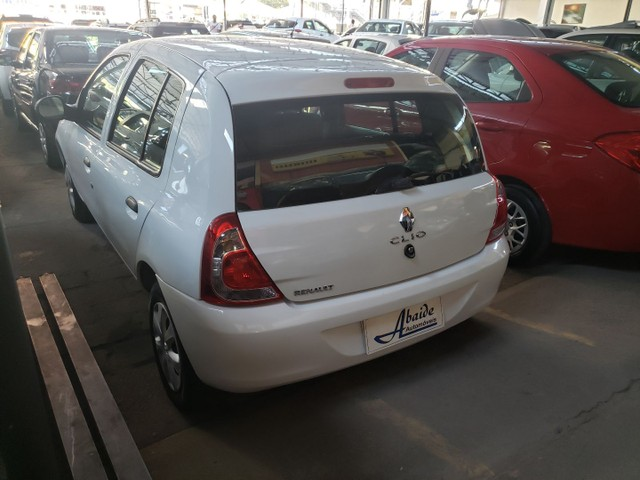 Clio 2014 1.0 - Abaide Automoveis  - Foto 5