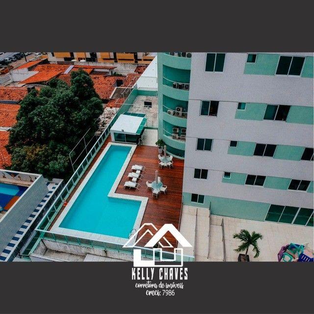 Apartamento em uma das melhores localização de Tambaú  - Foto 2