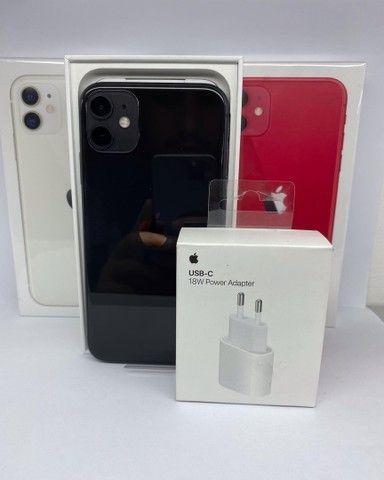 iPhone 11 64GB lacrado  - Foto 3