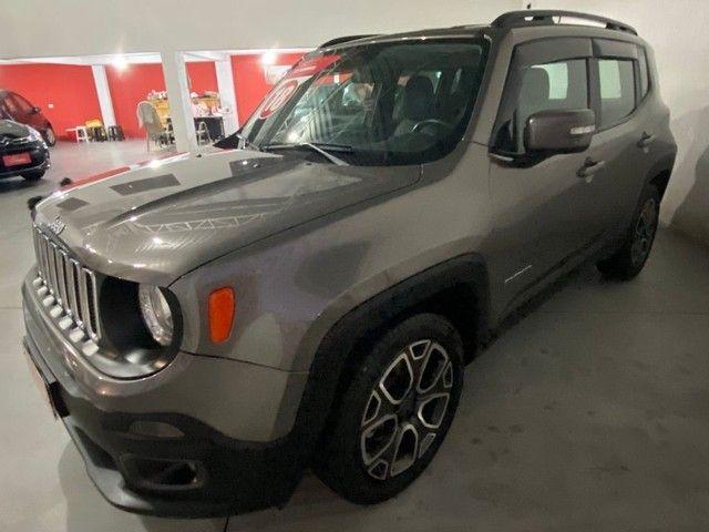 Jeep Renegade Longitude aut 2018 - Foto 8