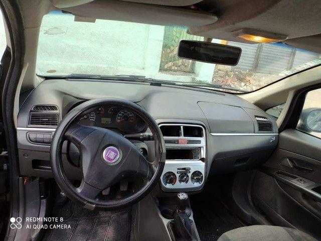 Fiat Punto ano 2012 completo de tudo  - Foto 2