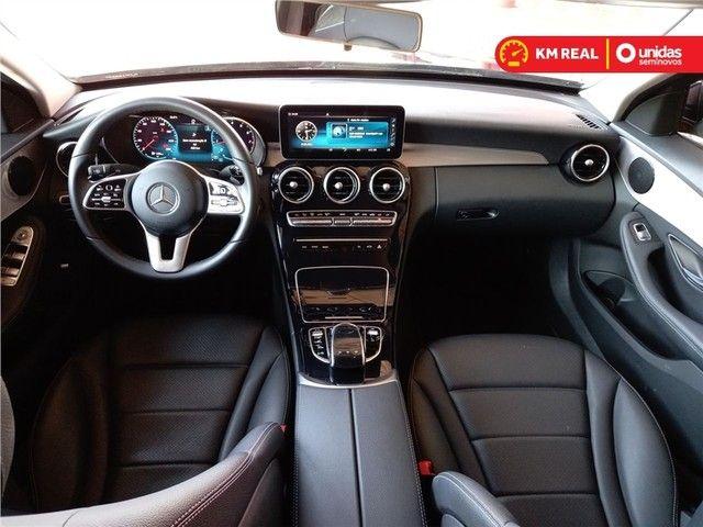 Mercedes-benz C 180 2020 1.6 cgi flex avantgarde 9g-tronic - Foto 7