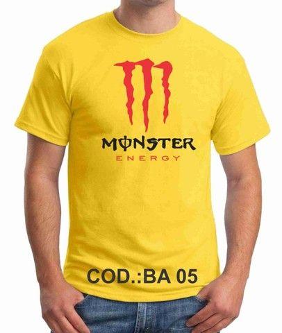 Camiseta Monster - Foto 6