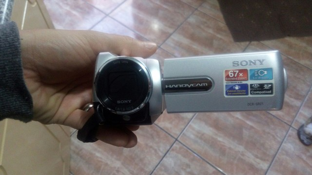 Filmadora Sony - Foto 2