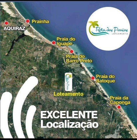 Loteamento pertinho da praia | com parcelas a partir de R$ 99,00!  - Foto 2