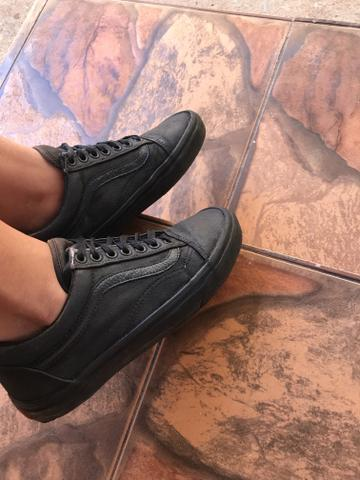 Vans old skool black, tam 37