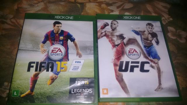 2 cds xboxe one